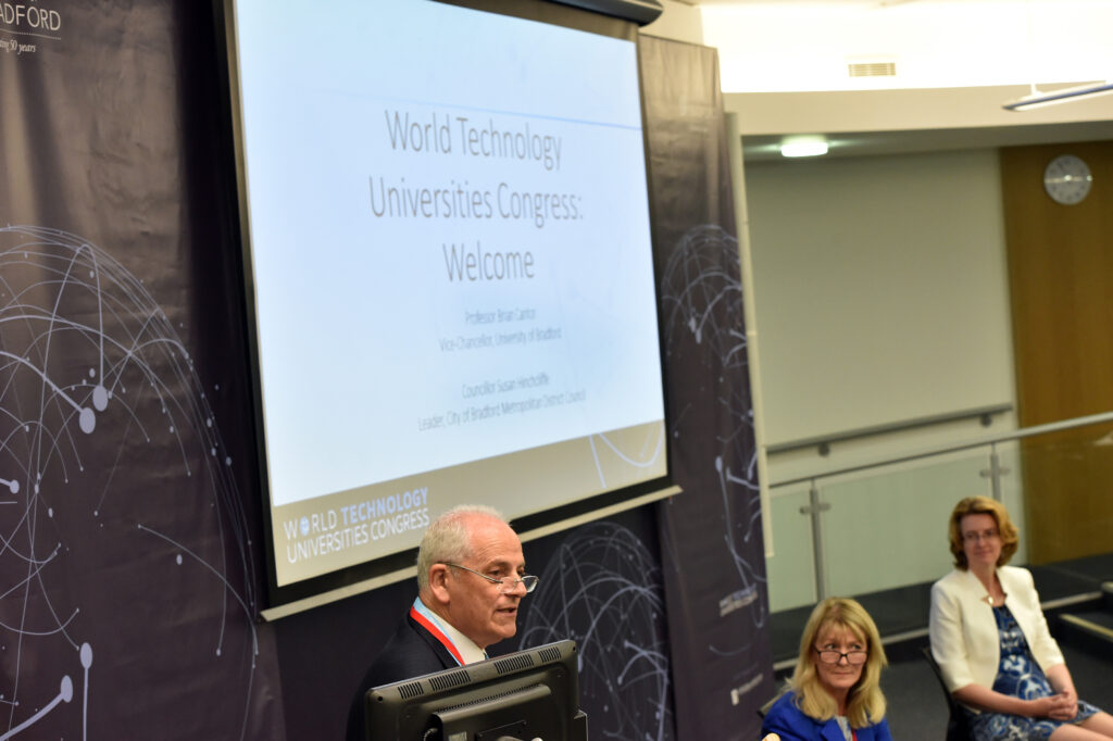 World Technology University Network Congress 2016 Welcome